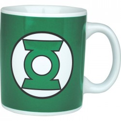 Mug Green Lantern Justice League - Cadeau geek super héros - Objet insolite mug The Duck