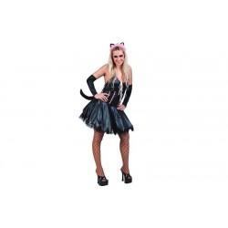 Déguisement Chat Noir Femme - Costume chat femme Animaux The Duck