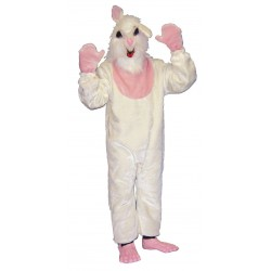 Déguisement Lapin Peluche Adulte - Costume lapin adulte Animaux The Duck