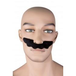 Moustache de Plombier Noir