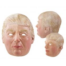 Masque de Donald Trump intégral latex Adulte - Costume donald trump - Déguisement donald trump The Duck