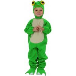 Déguisement de Grenouille verte Enfant