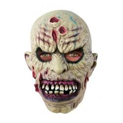Masque de Zombie Adute intégral - Déguisement zombie Adulte Halloween The Duck