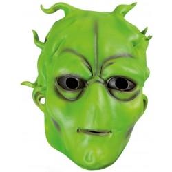 Masque d'Extra-Terrestre Vert Adulte intégral