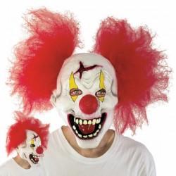 Masque de Clown Psychopathe Adulte