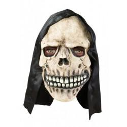 Masque de Squelette Adulte avec cagoule