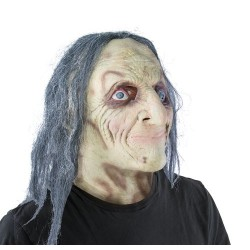 Masque de Sorcier Maléfique Adulte