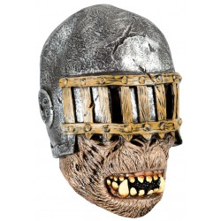 Masque de Guerrier Monstrueux Adulte Halloween
