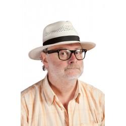 Chapeau Panama Adulte Beige