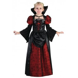 Déguisement de Vampire Fille rouge  JADE - Costume vampire Fille Halloween The Duck