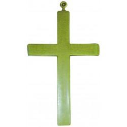 Croix de Moine Adulte Or - Déguisement Moine Adulte religion the duck