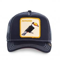 Casquette Oiseau Bleue Paradise GOORIN BROS - Casquette Animaux Mode Pas Cher The Duck