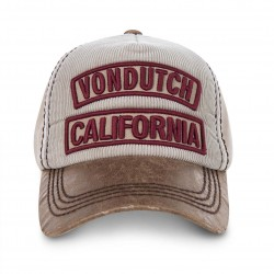 Casquette California Adulte Von Dutch - Casquette Mode Urbaine The Duck
