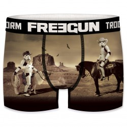 Boxer Stormtroopers Cowboys Homme FREEGUN - Caleçon Star Wars Collection The Duck