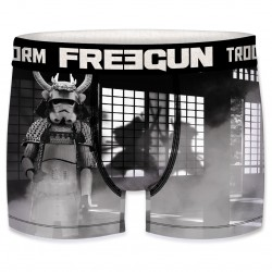 Boxer Stormtroopers Samouraï Homme FREEGUN - Caleçon Star Wars Collection The Duck