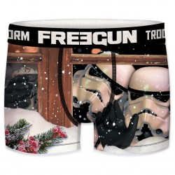 Boxer Stormtroopers Noël Homme FREEGUN - Caleçon Star Wars Collection The Duck