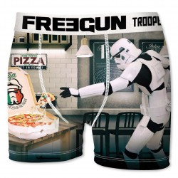 Boxer Stormtroopers Pizza Garçon FREEGUN - Caleçon Star Wars Collection The Duck