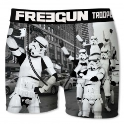 Boxer Stormtroopers Touristes Garçon FREEGUN - Caleçon Star Wars Collection The Duck