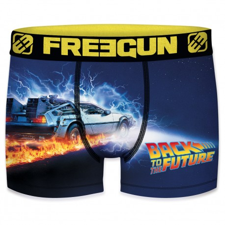Boxer Future Homme Universal FREEGUN - Caleçon Mode Collection Universal The Duck