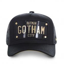 Casquette Batman Gotham City Noire Adulte