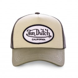 Casquette Coton Original Adulte Von Dutch - Casquette Mode Urbaine The Duck