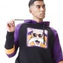 Sweat Shirt Capuche Kame Violet Dragon Ball Z Adulte
