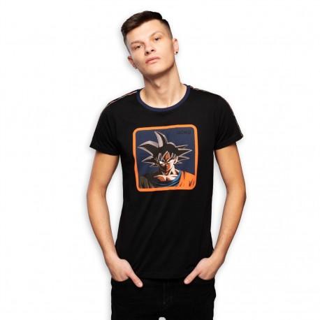 T Shirt Goku Dragon Ball Z Adulte - Vêtements Dragon Ball Capslab The Duck