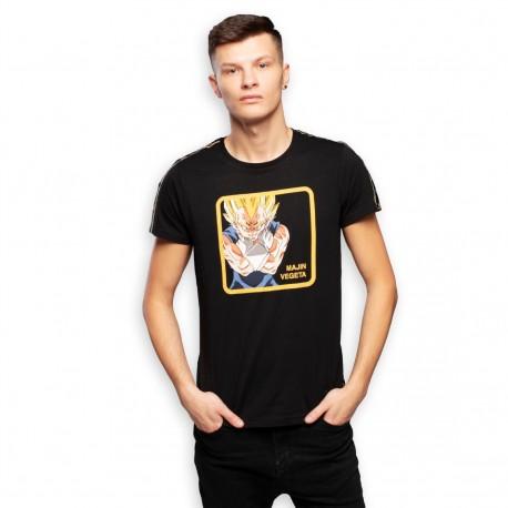 T Shirt Majin Vegeta Dragon Ball Z Adulte - Vêtements Dragon Ball Capslab The Duck