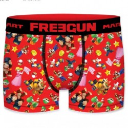 Boxer Personnages & Items Mario Kart Adulte Freegun - Boxer Personnages Mario Kart The Duck