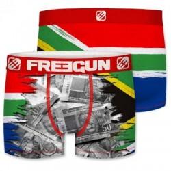 Boxer Afrique du Sud Adulte Freegun - Boxer Afrique The Duck