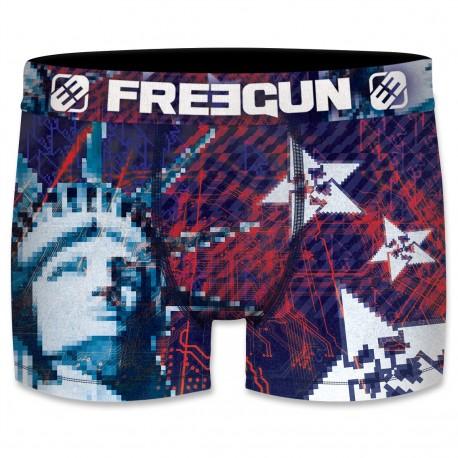 Boxer USA New York Freegun - Boxer The Duck