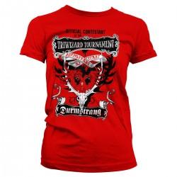 T-shirt Durmstrang Tournoi des 3 sorciers Femme Harry Potter