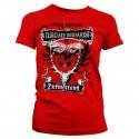 T-shirt Durmstrang Tournoi des 3 sorciers Femme