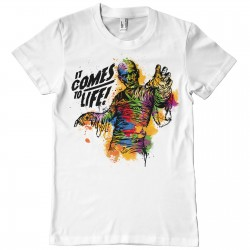 """T-Shirt Momie """"It Comes To Life"""" Homme Universal Monsters"""