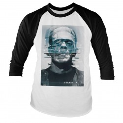 T-Shirt Manches Longues Frankenstein Adulte Universal Monsters