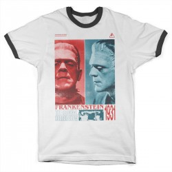 T-Shirt Frankenstein The Original Horror Show Homme