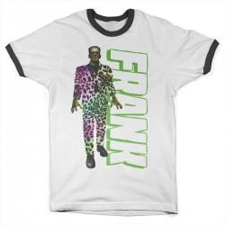 Ce t-shirt Frankenstein original costume léopard homme Universal Monsters est un incontournable pour ajouter un brin de folie à votre garde-robe. Vous connaissez le monstre de Frankenstein mais l'avez-vous déjà vu en costume, léopard qui plus est ?