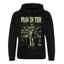 Ce sweatshirt à capuche Frankenstein homme Universal Monsters est réservé aux grands fans de la créature de Frankenstein. Elle est née dans le roman de Mary Shelley en 1818. Même plus de 200 ans après, le monstre de Frankenstein reste un personnage incontournable de l'univers fantastique. Ce sweatshirt Frankenstein est très confortable. À porter sans modération !
