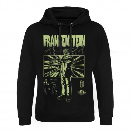 Sweatshirt Capuche Frankenstein Homme Universal Monsters