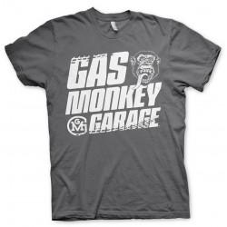 T-Shirt Homme Garage Gas Monkey