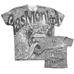 T-Shirt If We're Gonna Have Fun it Better Have a Motor Gas Monkey