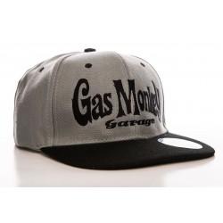Casquette Grise Garage Gas Monkey