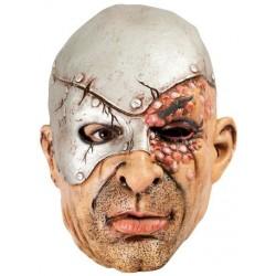 Masque Intégral de Survivant Crane en Acier