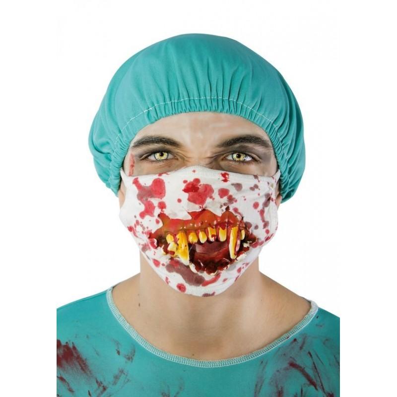 masque de chirurgien monstrueux sanglant adulte masques sur the. Black Bedroom Furniture Sets. Home Design Ideas