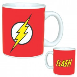 Mug Flash Justice League - Cadeau geek flash - objet insolite The Duck