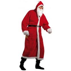Déguisement de Père-Noël Rouge Homme