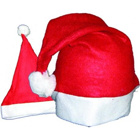 Bonnet de Père-Noël Adulte