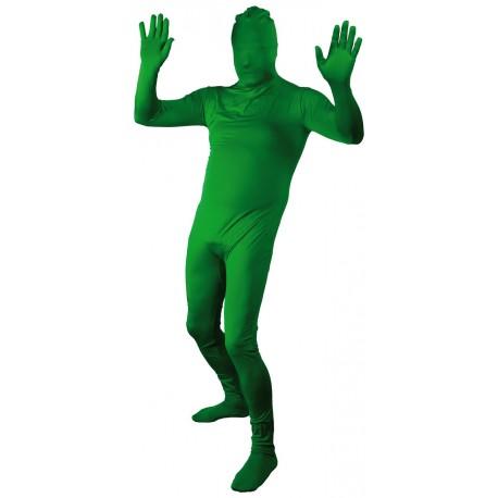 Déguisement Seconde peau Couleurs Unies Adulte - Costume Seconde Peau Kolalapo The Duck