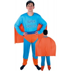 Déguisement Super Héros Con Connard Homme - Costume super connard adulte The Duck