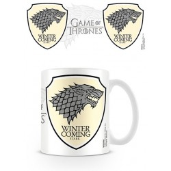 Mug Blason Stark Game of Thrones